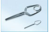 Клипсы для микрохирургического лечения артериовенозных мальформаций